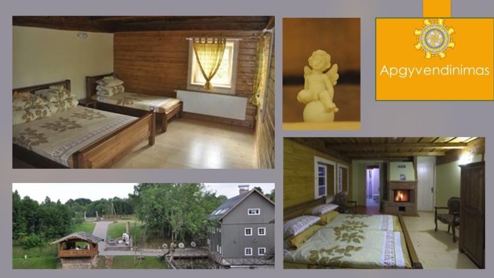 Банкеты, конференции, семинары, презентации в усадьбе «Angelų malūnas» - 24