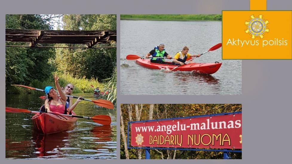 Wycieczki w młynie wodnym, park regionalny Varniai - Zagroda Angelų malūnas - 3