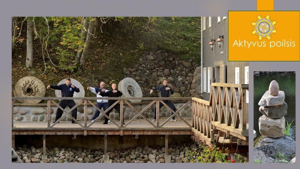 Wycieczki w młynie wodnym, park regionalny Varniai - Zagroda Angelų malūnas - 5