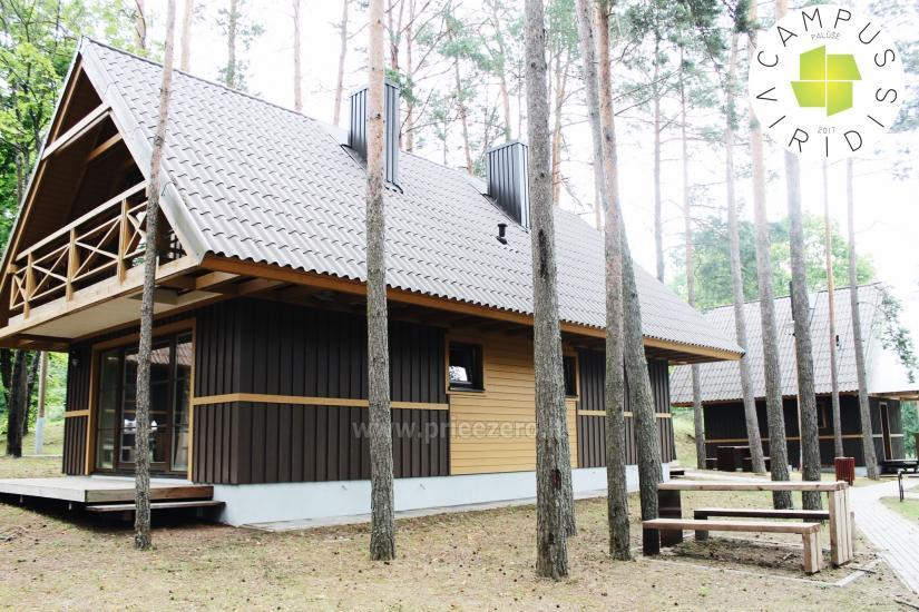 Campus viridis w Palushe na Litwie - 8