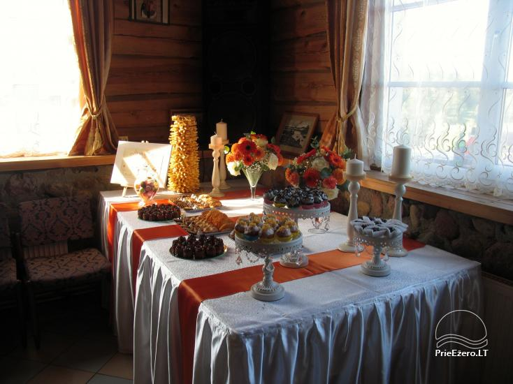 Homestead near lake for events, summer courses and training 48 km from Vilnius - 9