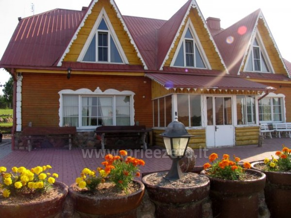 Homestead near lake for events, summer courses and training 48 km from Vilnius - 6