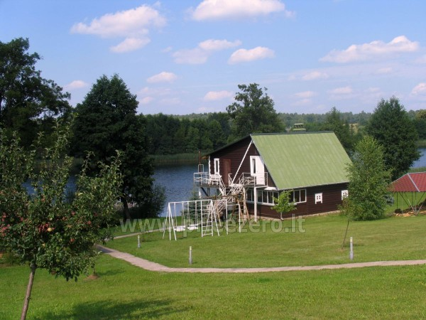 Homestead near lake for events, summer courses and training 48 km from Vilnius - 18