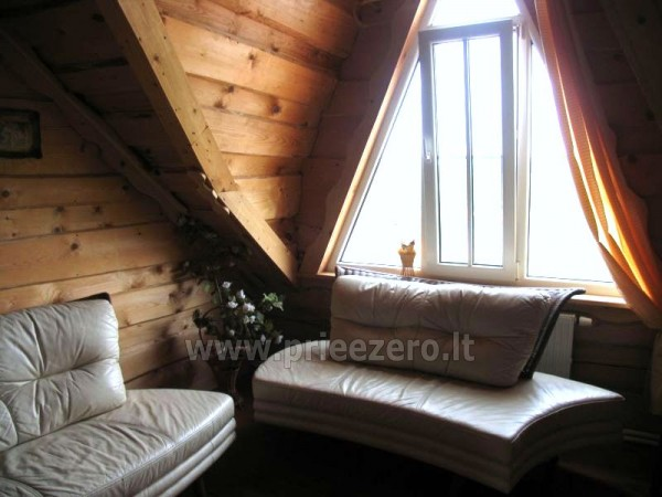 Усадьба на берегу озера для  мероприятий, семинаров,  летних лагерей 48 км от Вилнюса - 22