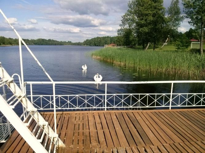 Homestead near lake for events, summer courses and training 48 km from Vilnius - 27