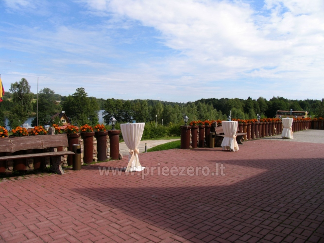 Homestead near lake for events, summer courses and training 48 km from Vilnius - 12