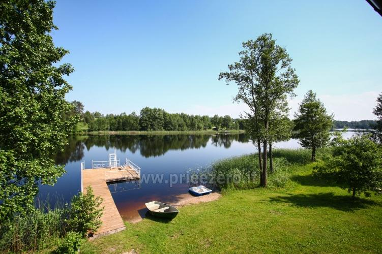 Homestead near lake for events, summer courses and training 48 km from Vilnius - 25