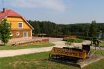 Landtourismus Haus mit großem Festsaal, Unterkunft für 80 Personen - 9
