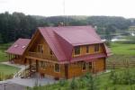"Homestead with sauna, hall and accommodation in Trakai region ""Antano Bielinio sodyba"""