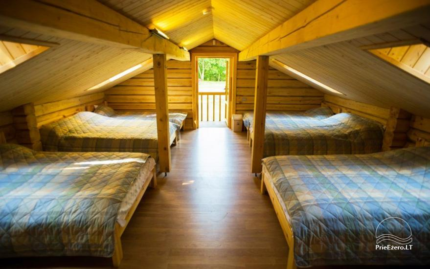 Sauna for rent with Jacuzzi in homestead Trakų Kompleksas - 3