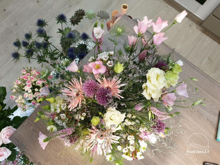 Blumen, Dekor in Druskininkai Edenas - 18