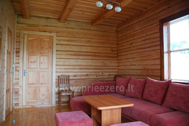 Wedkarstwo, lodzie, kajaki, rozrywki zimowe, gospodarstwo Antano Bielinio sodyba - 21