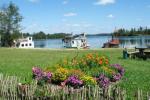 "Entertainment in homestead ""Įlankos sodyba"": saunas, beach, boats..."
