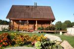 Баня в усадьбе Лаздияйском в регионе 25 км от Друскининкай