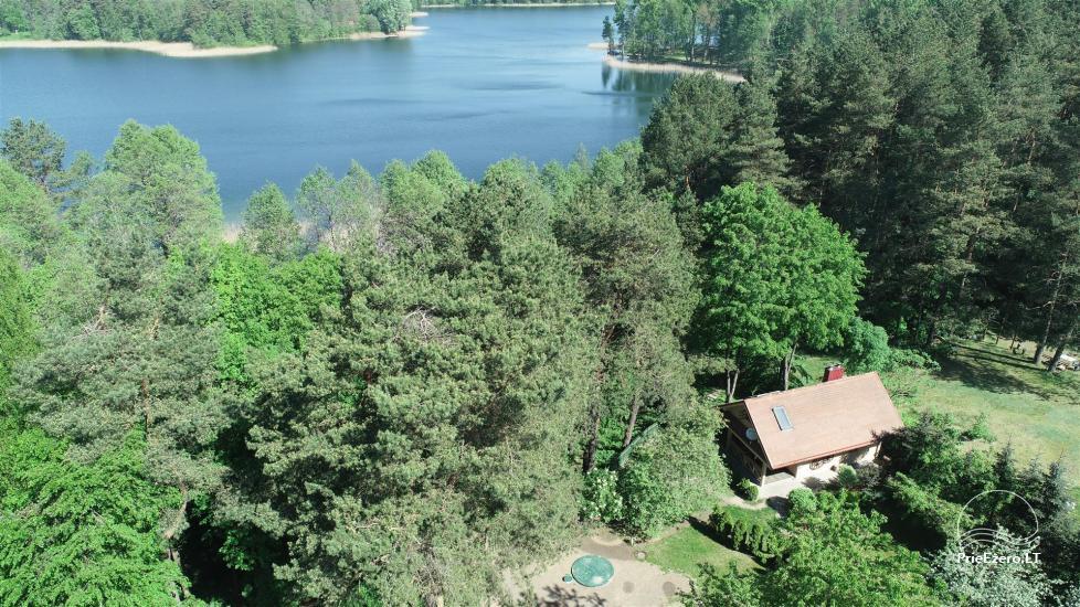 Honig Badehaus am See in Trakai - 24