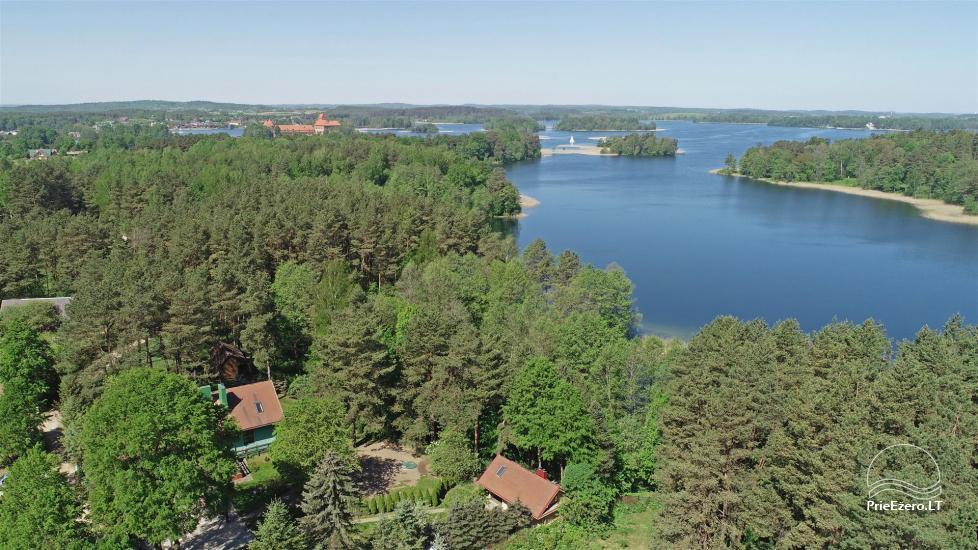 Honig Badehaus am See in Trakai - 28