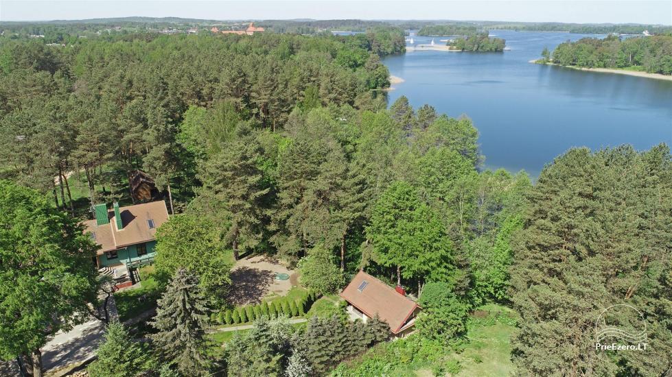Honig Badehaus am See in Trakai - 29