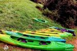 Kayak rental in the homestead Auksinė Žuvelė