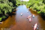Kayaks, SUP, fishing boat for rent