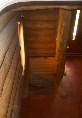 Sauna in countryside tourism complex in Trakai region on the shore of the lake Margio krantas - 12