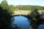 Bathhouse, hot water tub, pond in Homestead Zinenai 28km from Siauliai - 2