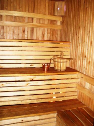 Bathhouse, hot water tub, pond in Homestead Zinenai 28km from Siauliai - 6