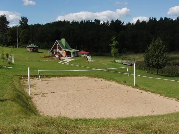 Баня в усадьбе Nečiūnai - 5