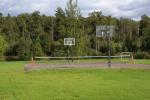 Basketball, football, Volleyball courts in Homestead Zinenai