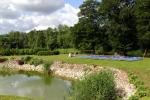 Landtourismus in Utena Bezirk am Fluss Sventoji Degesine - 4