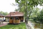 Landtourismus in Utena Bezirk am Fluss Sventoji Degesine - 7