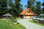 Landtourismus in Utena Bezirk am Fluss Sventoji Degesine - 9