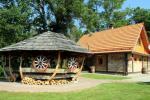 Landtourismus in Utena Bezirk am Fluss Sventoji Degesine - 10
