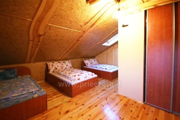 Усадьба с баней, банкетным залом, комнатами в Друскининкае - 21
