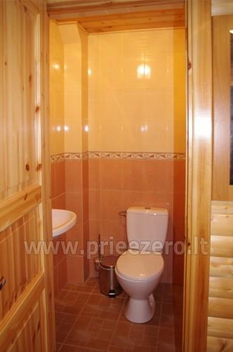 Усадьба с баней, банкетным залом, комнатами в Друскининкае - 23