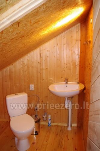 Усадьба с баней, банкетным залом, комнатами в Друскининкае - 24
