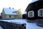 Lithuanian Folk Museum in Kaunas area