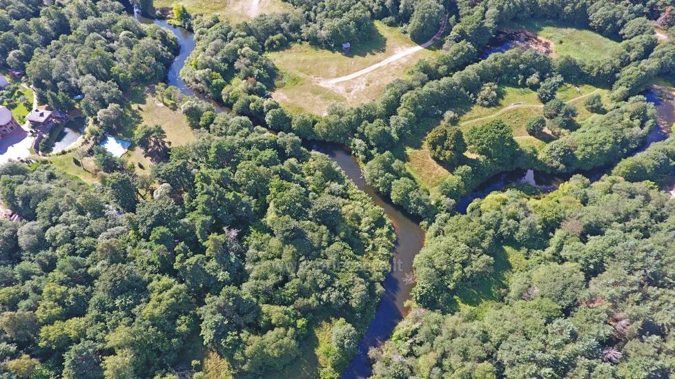 Походы на байдарках по реке Швянтойи, Клайпедский уезд, Литва - 2