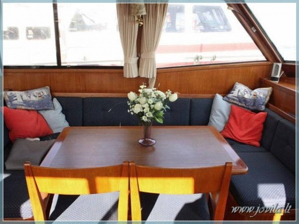 Ship for rent - feasts on board in the Curonian Lagoon, Klaipeda, Nida, Minge - 4