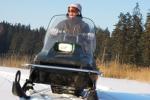 Прокат снежных мотоциклов