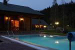 "Bathhouse and swimming pool in countryside farmstead near Vilnius ""TARP PUŠŲ"""
