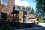 Wieś gospodarstwo w strefie Koszedary przez rzekę Streva - 3