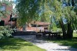 Wieś gospodarstwo w strefie Koszedary przez rzekę Streva - 4