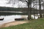 Rest near the lake Zeimenis in Lithuania - 28