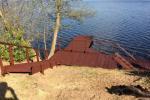 Campsite on a coast - 4