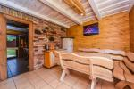Holiday cottage for up to 8 persons with a sauna, sitting room, kitcvhen, bedroom and private mini yard - 3