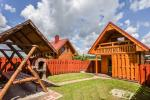 Holiday cottage for up to 8 persons with a sauna, sitting room, kitcvhen, bedroom and private mini yard - 1