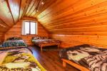 Holiday cottage for up to 8 persons with a sauna, sitting room, kitcvhen, bedroom and private mini yard - 5
