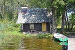 2. Holiday cottage on Siesartis lake shore - 1
