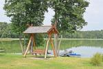 Homestead environment: territory, lake, pier, volleyball court, table tennis - 4