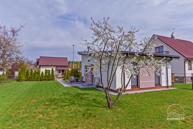 Haus zu vermieten in der ruhigen Ort in Druskininkai - BalticLakes.LT